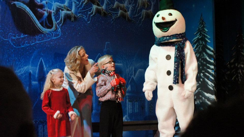 Minor Christmas Family show